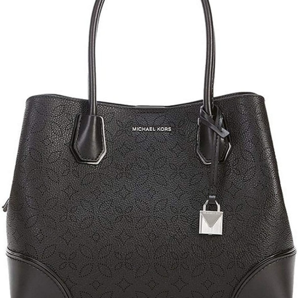 Michael Kors Handbags - Michael Kors Mercer Gallery pebbled leather messen